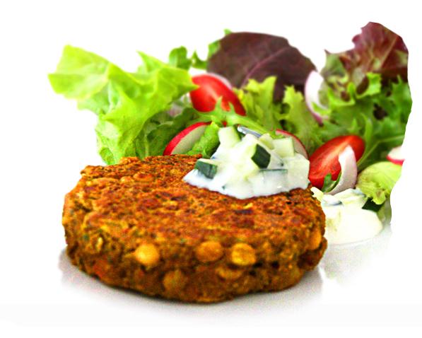 Vegie Magic Chickpea and Lentil Burger