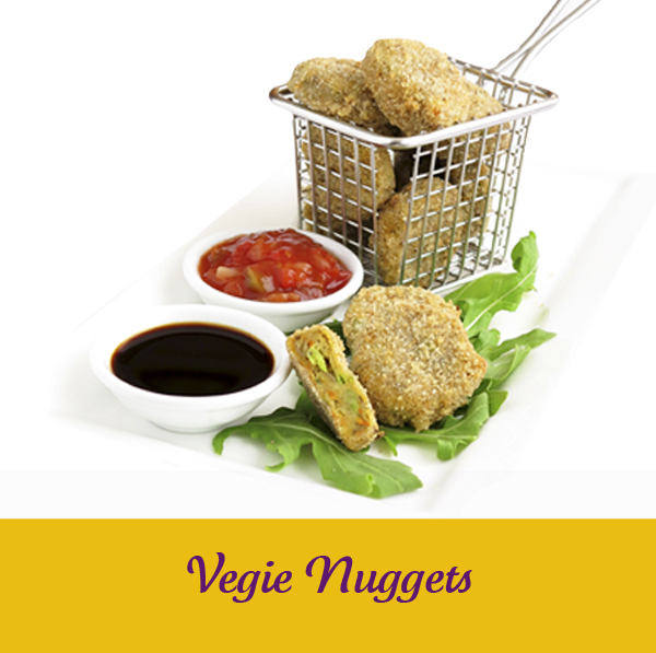 Vegie Magic Vegie Nuggets