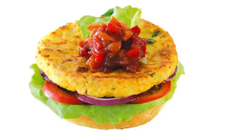 Vegie Magic Gluten Free Burger